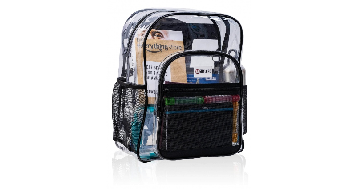 How To Pick Your Best Clear Backpack for School, Work, and Security Checks - Buying Guide and FAQ