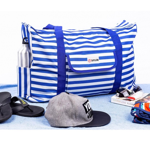 "Beach Bag XXL | Waterproof (IP64) | L22""xH15""xW6"" (56x38x15cm) 
