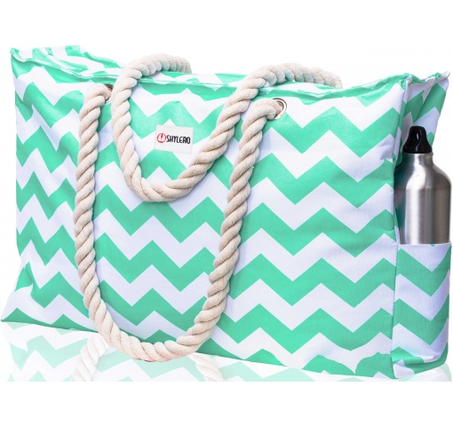 "Beach Bag XXL| Waterproof (IP64)| L22""xH15""x W6"" (56x38x15cm) 