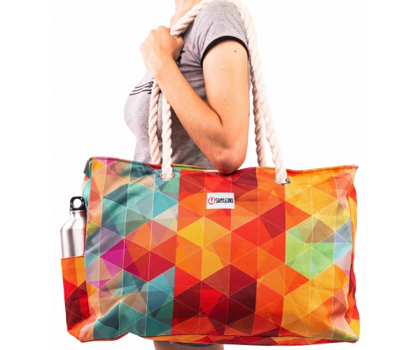 "Beach Bag XL | Waterproof (IP64) | L22""xH15""x W6"" (56x38x15cm) 