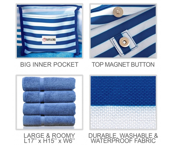 """Beach Bag XL