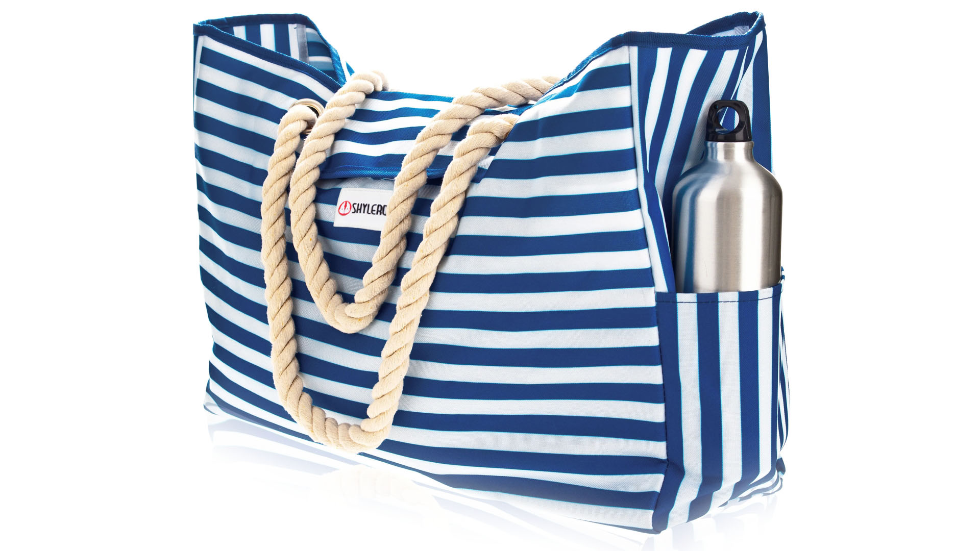 Beach bags compartments